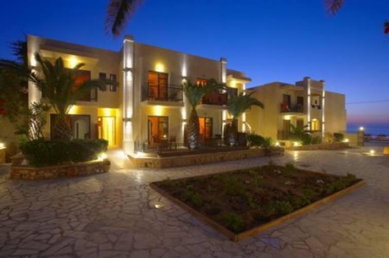 Hotel Atlantis Beach - Rethymnon - Rethymnon Kreta